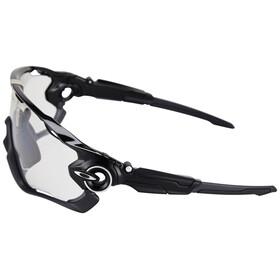 Oakley Jawbreaker polished black/clear black iridium photocromatic